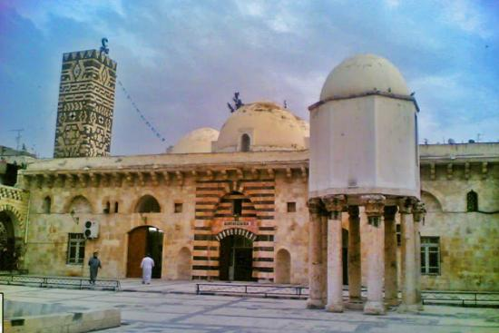 Al Jamea Alkabir Mosque