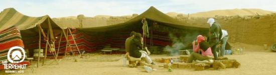 Taghit, אלג'יריה: la kheima