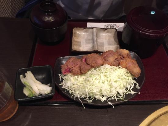 Taijuen Nishishinjukuten Part 1: Beef and Zen ¥ 980 (including tax)