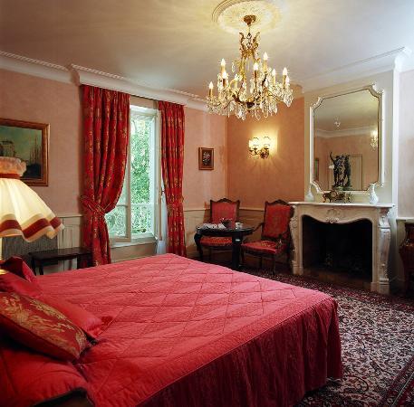 Hostellerie les Frênes : Chambre Les Frenes
