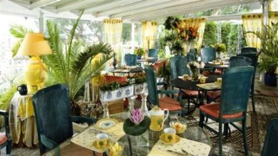 Hotel l'Olivier: Restaurant