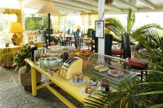 Hotel Olivier: Restaurant