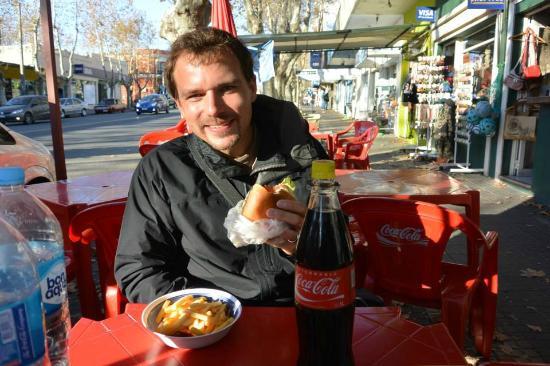 Los Farolitos: A tasty lunch