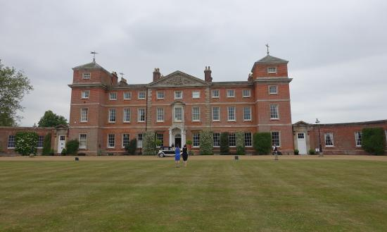 Wymondham, UK: Front of Kimberley Hall