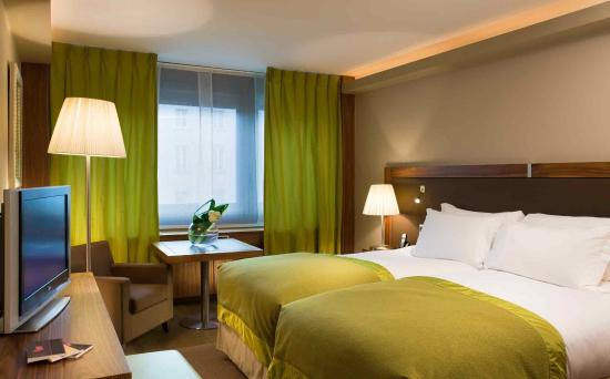 Sofitel Lyon Bellecour: Guest Room