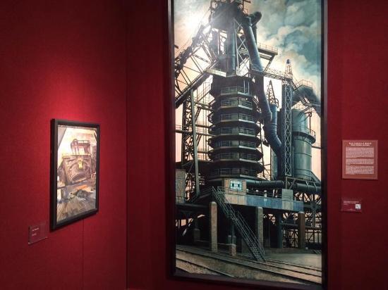 Grohmann Museum: Art