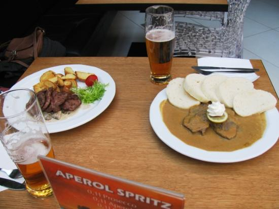 Hotel Plzen: Beef Medallions And Beef Roast. Hotel Plzen: The Kitchen  Magician ...