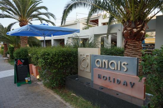 Anais Hotel Restaurant