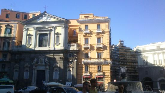 Piazza Trieste e Trento