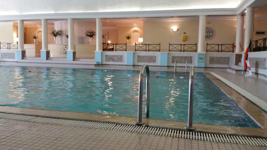 Pool Picture Of Hanbury Manor Marriott Hotel Country Club Ware Tripadvisor