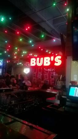 Bub's at the Beach: Inside
