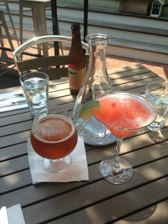 First and South: Lunch Cocktails