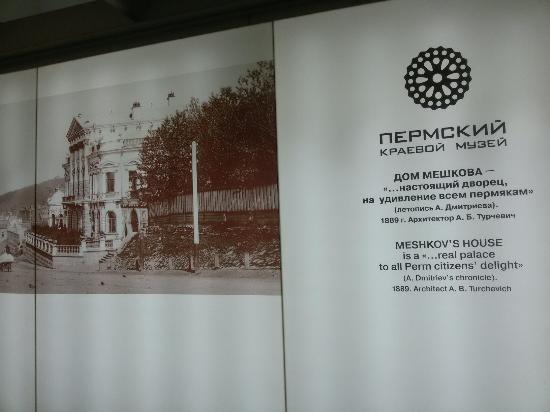Perm Local History Museum: Пермский краеведческий музей