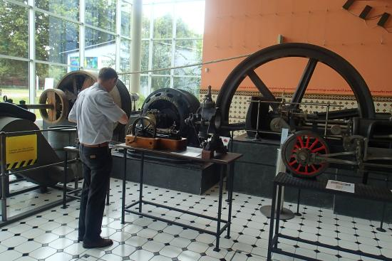Brno Technical Museum: So many interesting steam engines