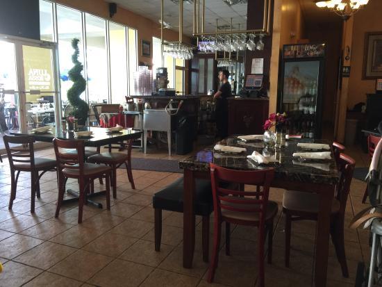 Luna Rossa Estero Menu Prices Restaurant Reviews