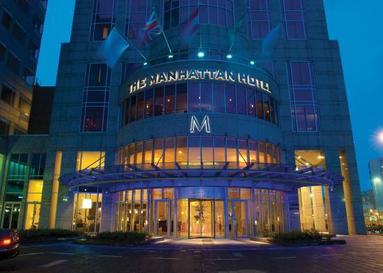 The Manhattan Hotel Rotterdam The Netherlands Hotel