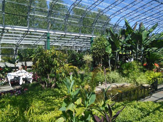 Duthie Park Winter Gardens
