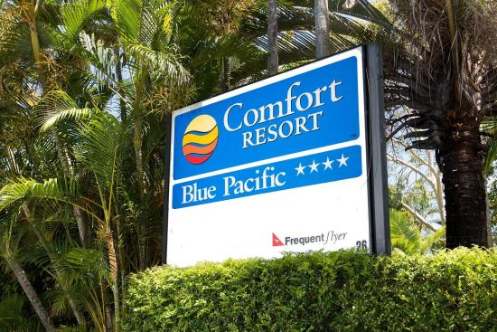 Comfort Resort Blue Pacific