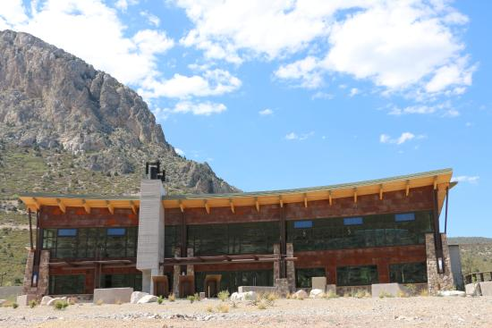 Picture Of Spring Mountains Visitor Center