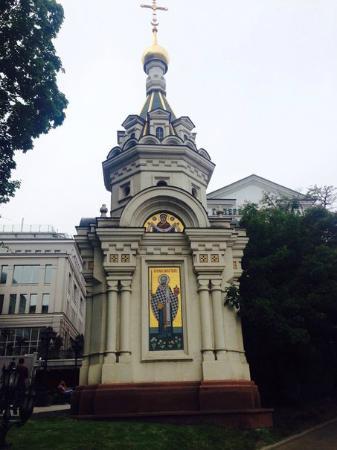 Nikolai Mozhaiskiy Chapel