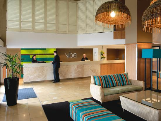 Vibe Hotel Gold Coast: Reception