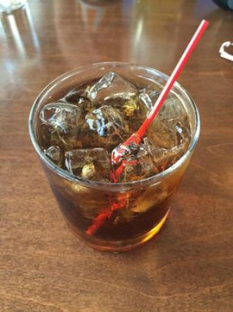 The Flipside: bourbon and diet