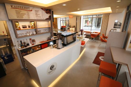 Eis Cafe Venezia Lubeck