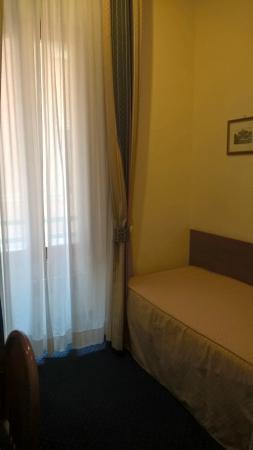 Hotel Stella : окно