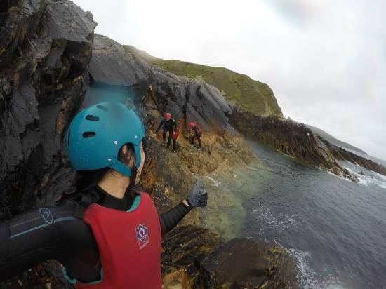 Real Adventures Connemara : Awesome action!