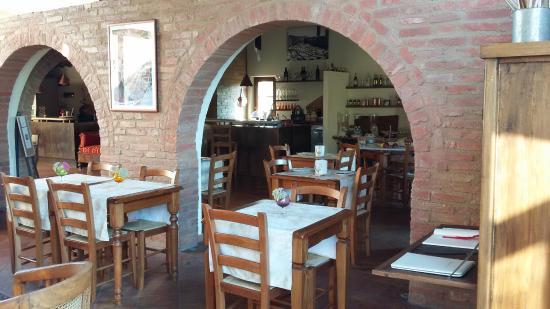 Hotel More Di Cuna: Dining area
