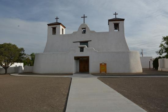 Isleta, Нью-Мексико: St. Augustine Mission Church
