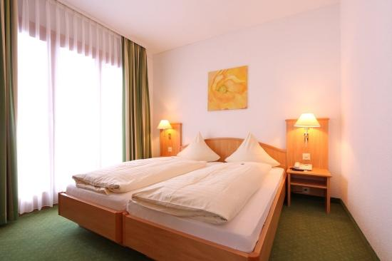 Hotel Bernerhof: Suite with one bedroom