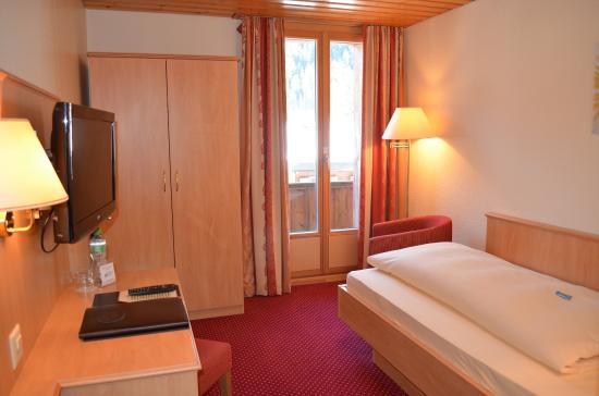 Hotel Bernerhof: Single Room