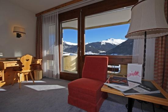 Central Sporthotel Davos: Superior twin room