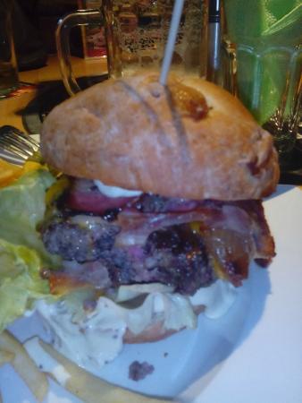 The PUB Plzeň: Burger