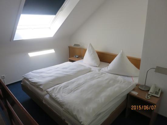 Acora Hotel Karlsruhe : Double room