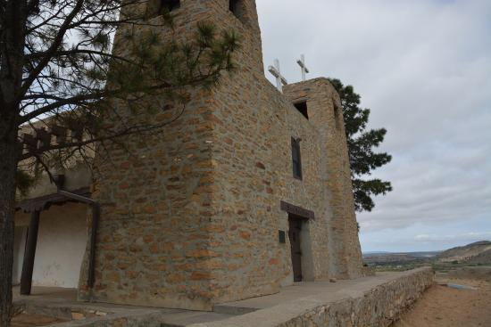 San Fidel, Νέο Μεξικό: Santa Maria de Acoma Catholic Church