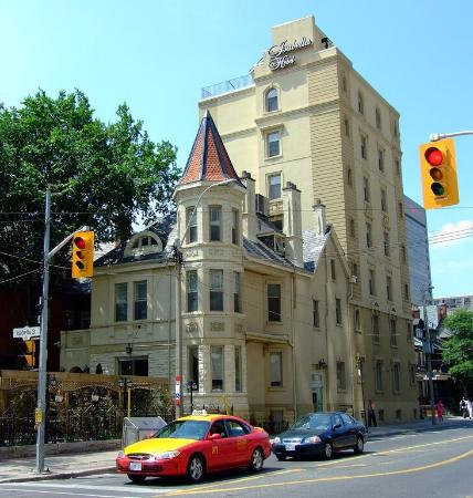 Isabella Hotel Suites Toronto Review