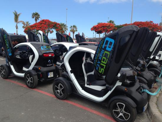 E-Cars Rent a Car