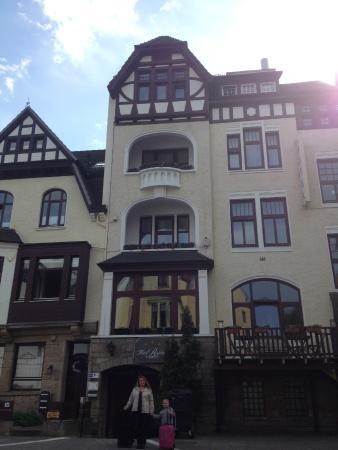 Hotel Residence Bremen: Внешний вид отеля