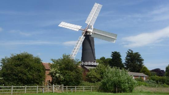 Skidby Windmill : photo0.jpg