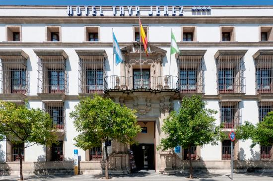 Welcome To The TRYP Jerez Hotel