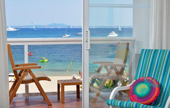 Sol Beach House Mallorca : Std Room Sea View