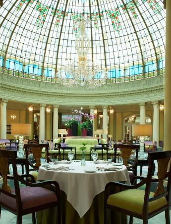 The Westin Palace Madrid: Rotonda Restaurant