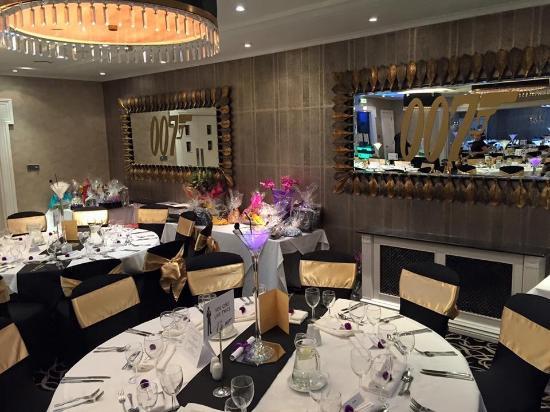 The Kings Hotel: 007 Charity Ball