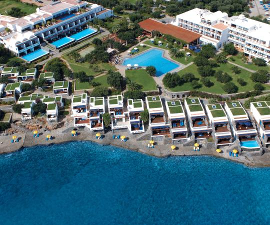 Elounda Beach Hotel & Villas: Elounda Beach Pool View