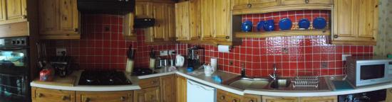 Bron-y-Graig: Kitchen