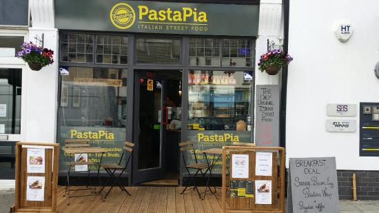 Westcliff-on-Sea, UK: Pasta Pia
