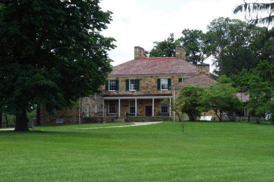 Adena Mansion and Gardens