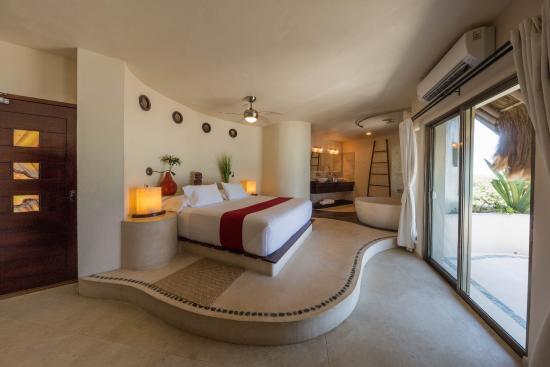 Mezzanine Colibri Boutique Hotel: Master Suite